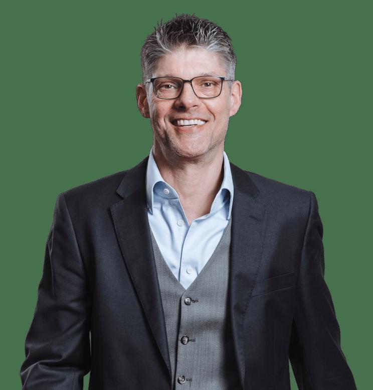 Markus Mersinger Coach, Berater und Speaker Portrait